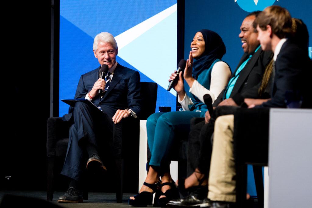 Clinton+Global+Initiative+University+kicks+off