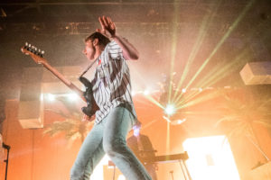 Glass Animals perform for large crowd at Agganis Arena