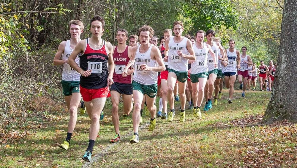 Lamberth, Wise lead cross country to top ten finishes at Franklin Park