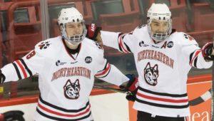 Huskies dominate exhibition game over Prince Edward Island