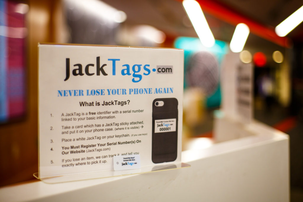 Startup works to return lost items