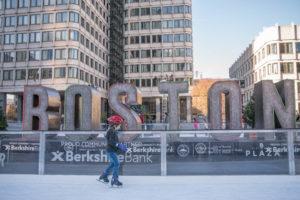 Boston Winter brings holiday cheer to City Hall Plaza