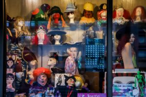 Dorothy's Boutique attracts thousands of costume-seekers