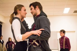"""Tragedy meets representation in NU Shakespeare Society's """"Macbeth"""""""