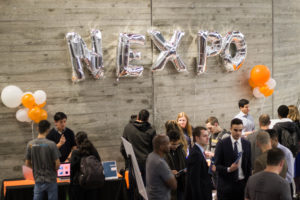 Entrepreneurial expo showcases Northeastern startups
