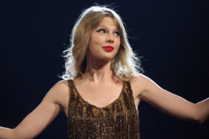 The old Taylor is not dead, she's just fed up
