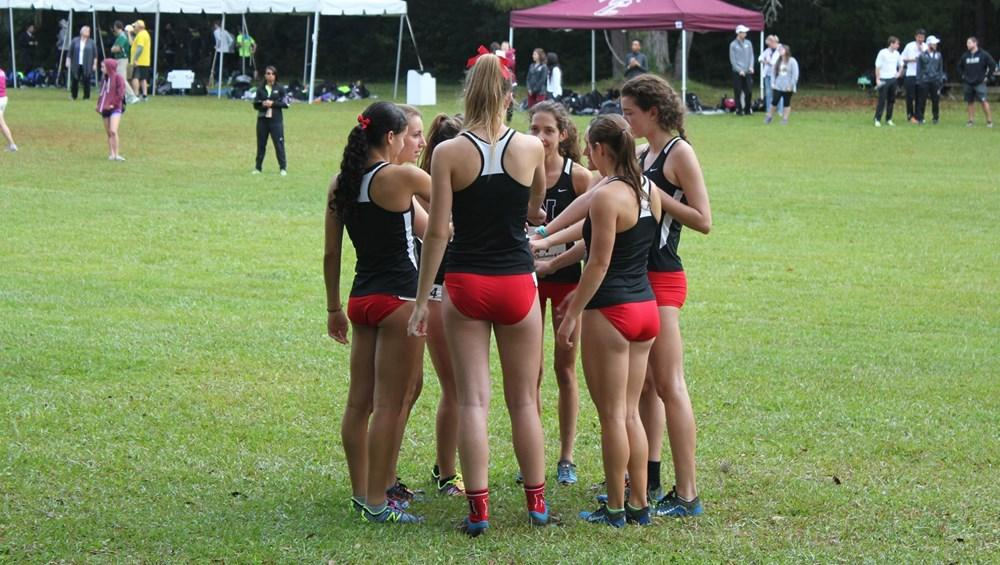 Cross country competes in CAA Championships