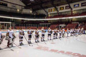 Women's hockey tops UConn 5-3