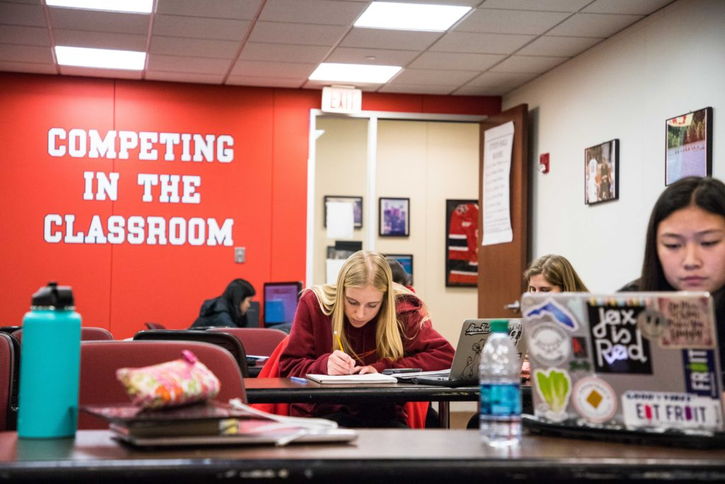 SASS provides support, helps student-athletes reach academic goals