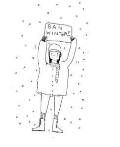 Cartoon: Ban Winter!