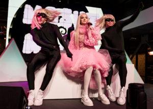 Column: YouTube star Poppy mirrors her journey to fame