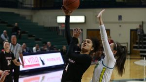 Women's basketball builds momentum as CAA season continues