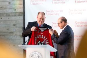 Northeastern names Jeff Konya next athletic director