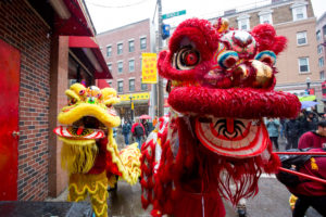 Chinatown kicks off Lunar New Year with annual parade