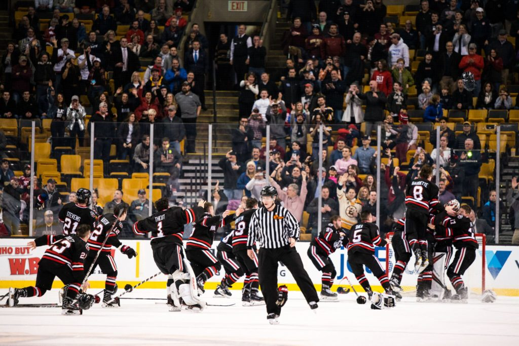 Northeastern+wins+first+Beanpot+since+1988
