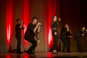 Distilled Harmony advances to ICCA Semifinals