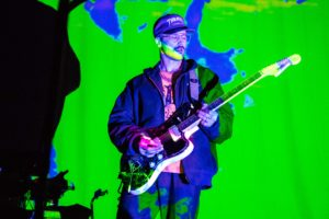 Portugal. The Man puts on '60s-inspired show in Providence