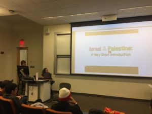 "Students for Justice in Palestine launch ""Northeastern Against Hewlett-Packard"" campaign"