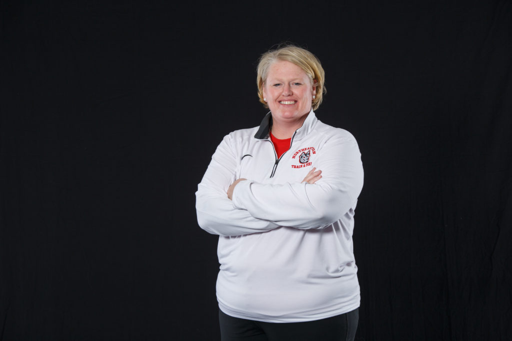 NU track and field coach earns position with US Paralympics
