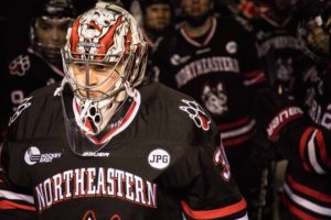 Primeau adds to impressive first season with Beanpot shutout