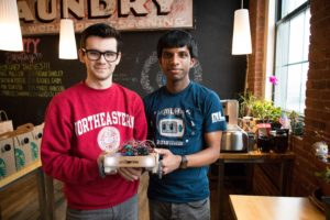 Gallery: Students create projects at HackBeanpot