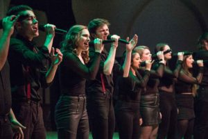 Distilled Harmony hosts a cappella concert