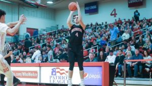 Northeastern outlasts UNCW, 107-100, in overtime