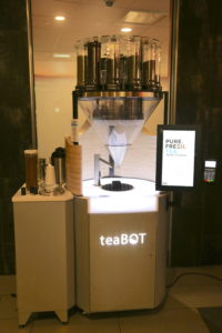 Tea no longer robot-proof at Northeastern