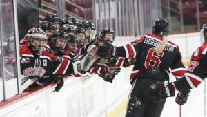 Northeastern women's hockey falls to BC in Beanpot opener