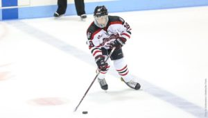 Northeastern women's hockey falls short of Harvard 4-3 in Beanpot consolation game
