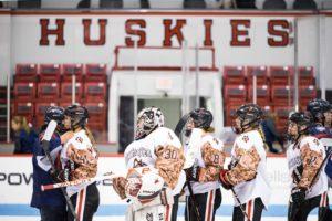 Northeastern women's hockey endures tough weekend in Vermont