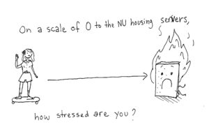 Cartoon: Scale your stress