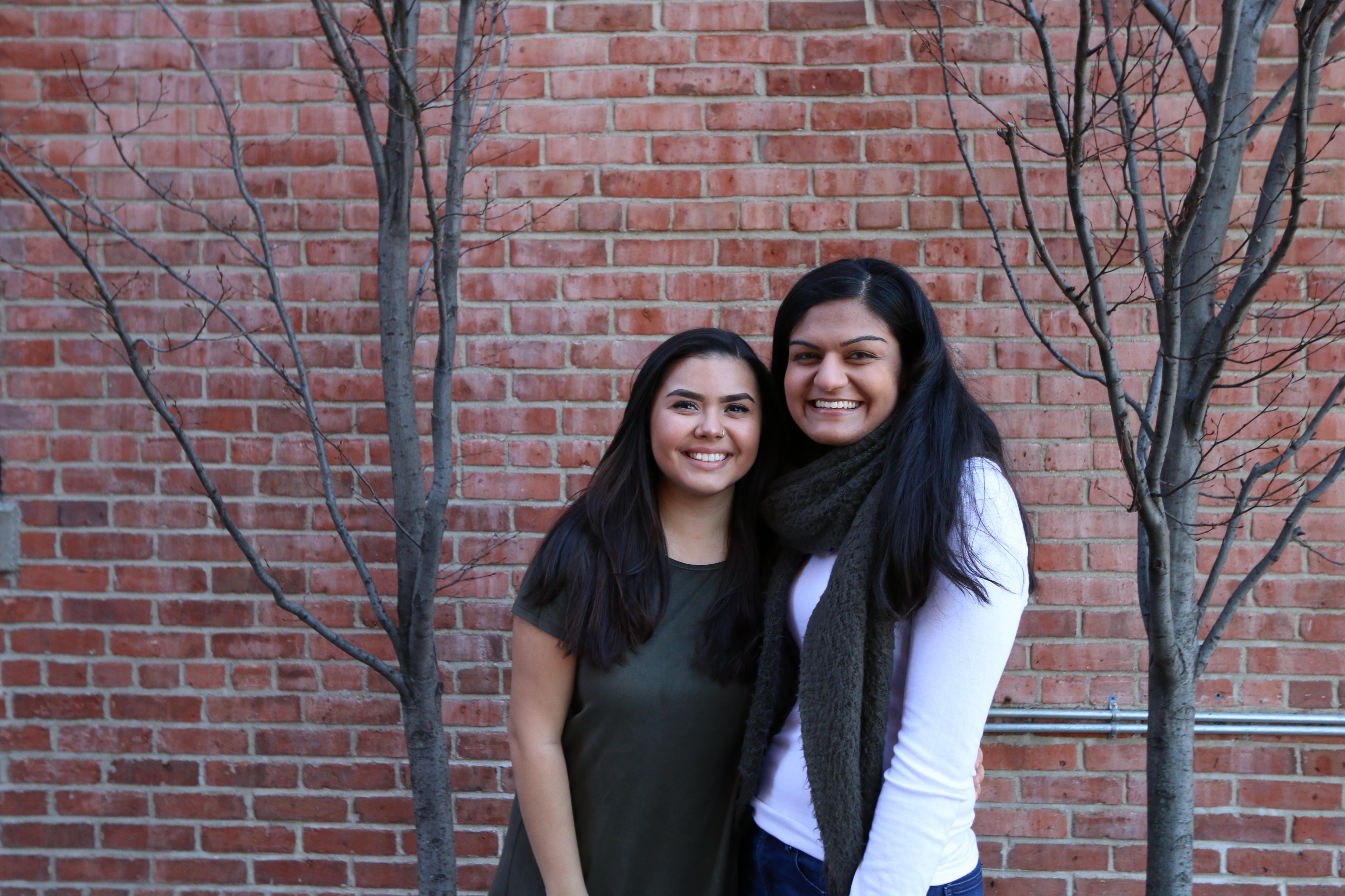 Suchira Sharma and Paulina Ruiz