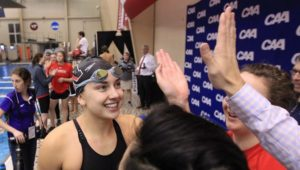 Megan Clark reflects on experience at NCAAs