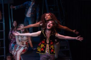 Review: 'Hair' takes us on an all-too-familiar trip