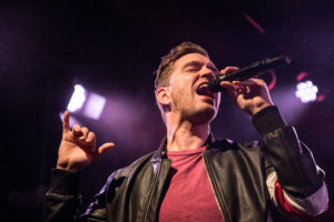 Review: Andy Grammer delivers energetic and soulful show