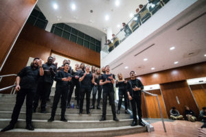 Nor'easters host concert with local a cappella groups