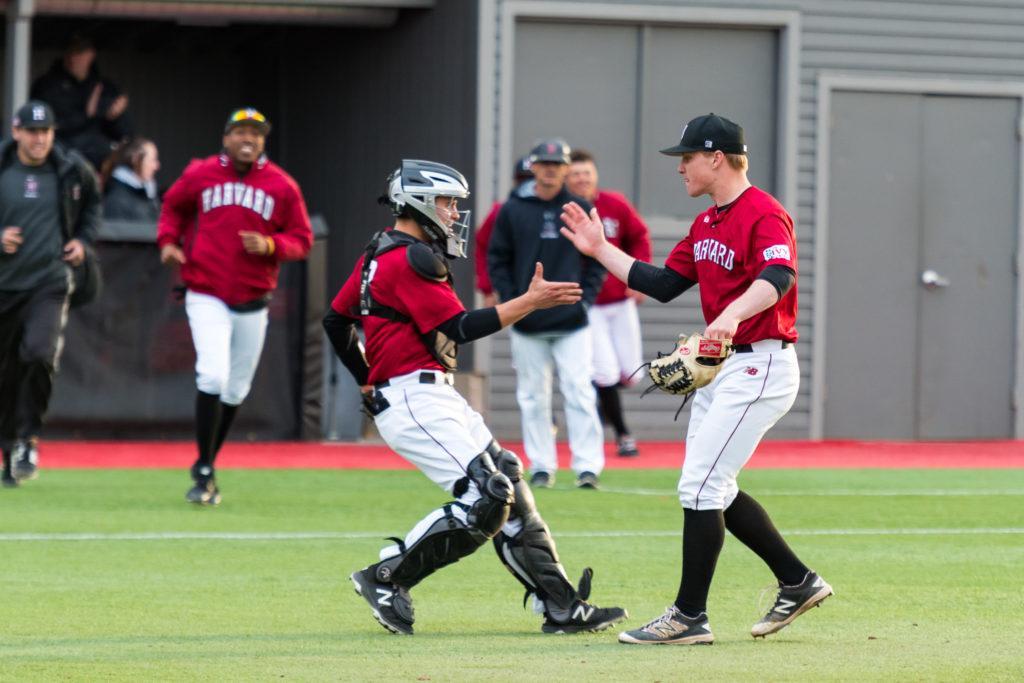 Baseball loses to Harvard in Beanpot championship