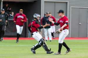 Baseball loses to Harvard in Beanpot championship