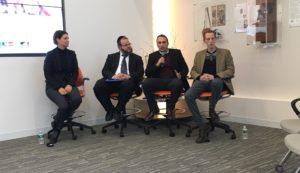 TAMID discusses entrepreneurship in Israel