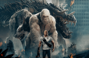 "Review: ""Rampage"" delivers fun, mindless action"