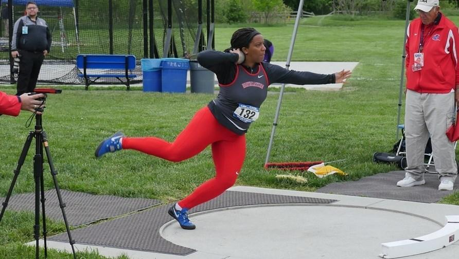 NU track and field earns 12 gold medals