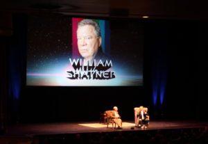 William Shatner leads screening of 'The Wrath of Khan'