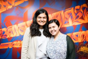 SGA leaders Sharma and Ruiz review successes