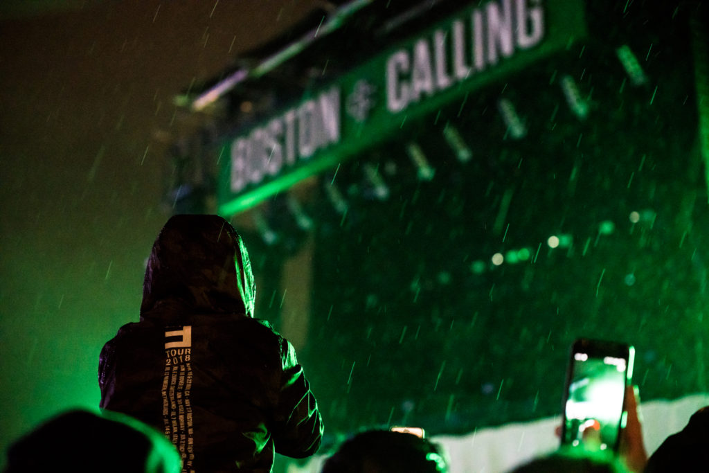 Boston Calling is marking its tenth iteration this year. The music festival has significantly grown in size since its inauguration in 2013.