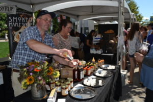 Boston local food festival draws thousands