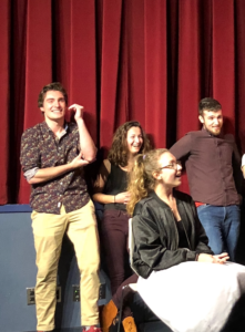 "No Jokes improv troupe entertains with ""Welcome Quack"""
