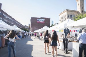 The SoWa Open Market celebrates local artisans