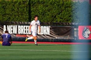 Freshman forward starts hot in debut season