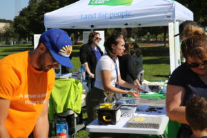 Locals gather to enjoy Moakley Park and strategize climate readiness
